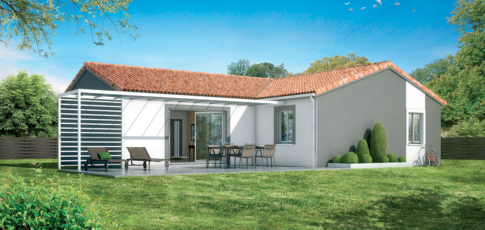 Mod le maison 2020 maisons sanem constructeur de for Modele maison 2016