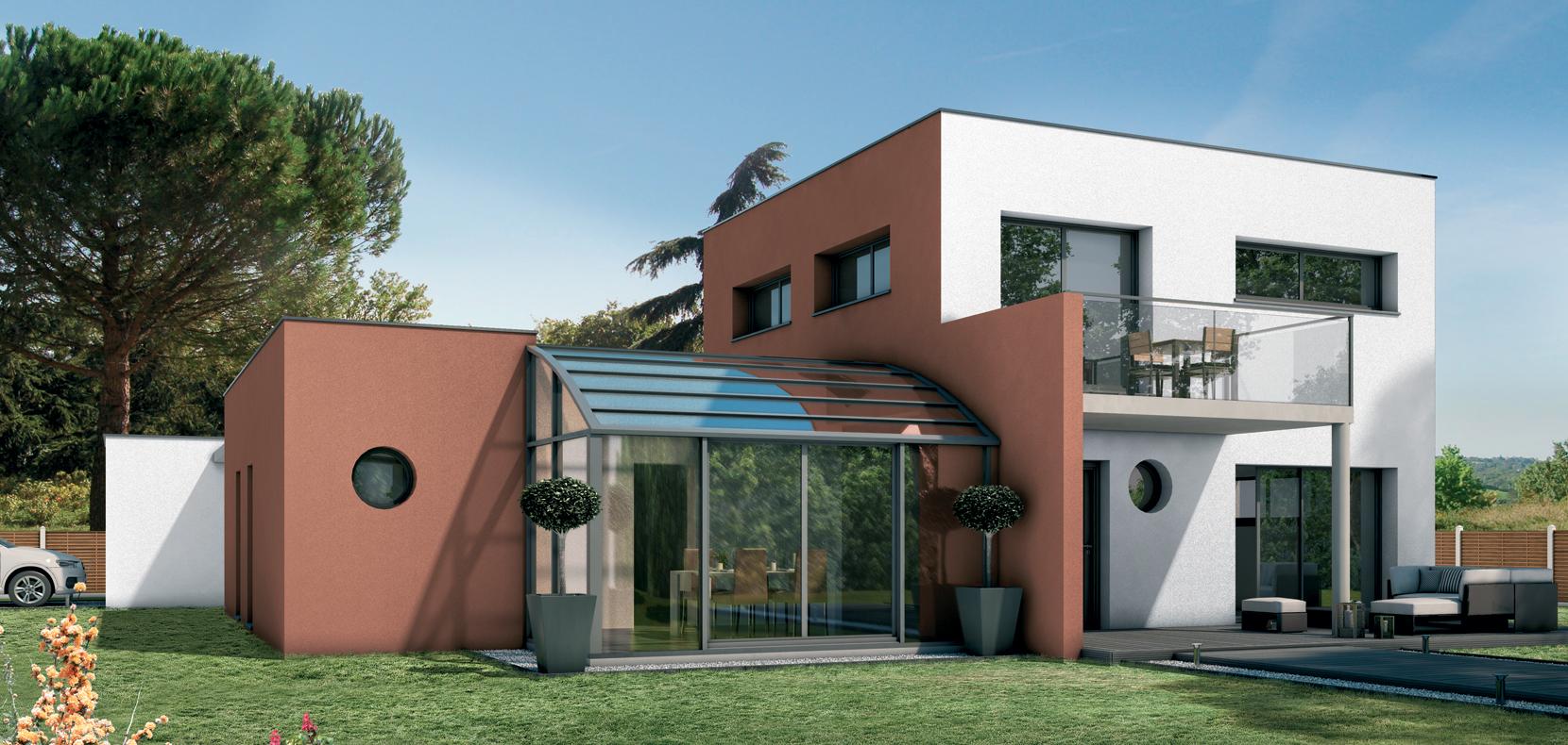 Mod le maison doha maisons sanem constructeur de for Constructeur maison 33